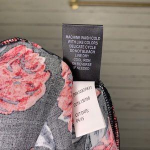 torrid Skirts - Torrid Red Roses Skater Skirt